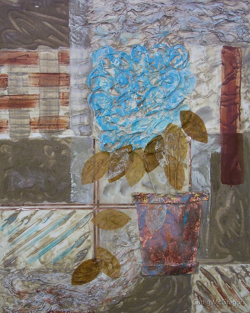 Hydrangea by Cathy McGregor