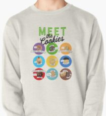 Girl Scout Cookies, Silly and Fun Pullover