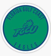 Florida Gulf Coast University - Eagles Sticker