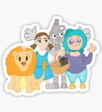 Dorothy and Co. Sticker