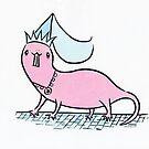 Naked Mole-rat Princess by zoel
