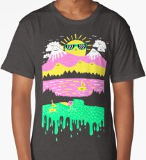 Happy Lake Long T-Shirt