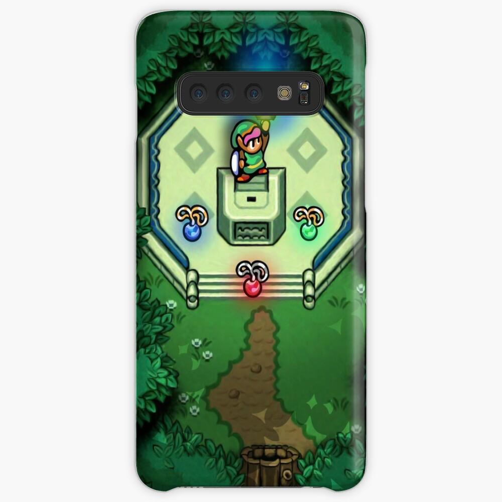 Zelda Link to the Past Master Sword iphone case