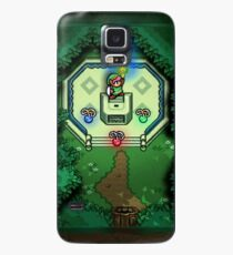 Zelda Link to the Past Master Sword Case/Skin for Samsung Galaxy
