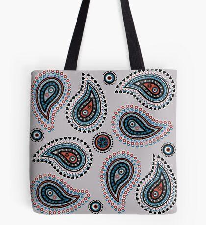 Paisley - Stupid Question Tote Bag