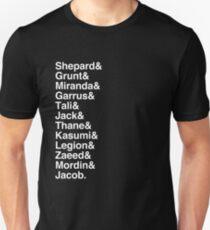 The Mass Effect 2 Crew Unisex T-Shirt