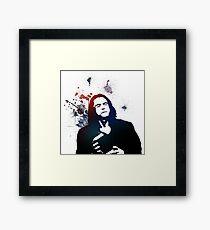 Tommy Wiseau Framed Print