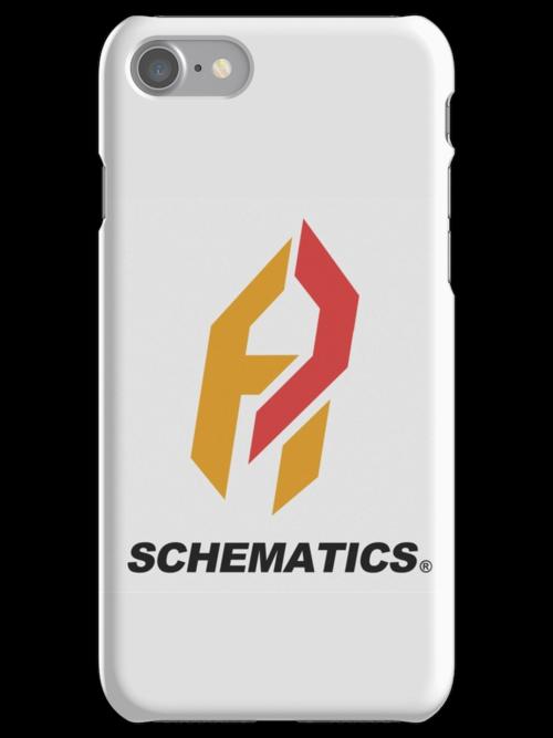 Schematicai Logo. by shadeprint