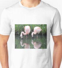 Duet Reflected Unisex T-Shirt