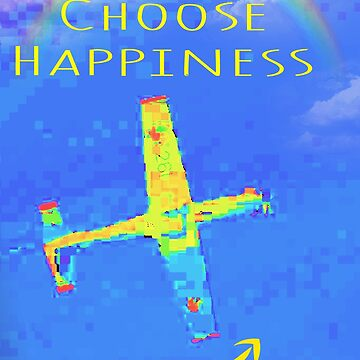 I choose happiness,follow me by daydeal