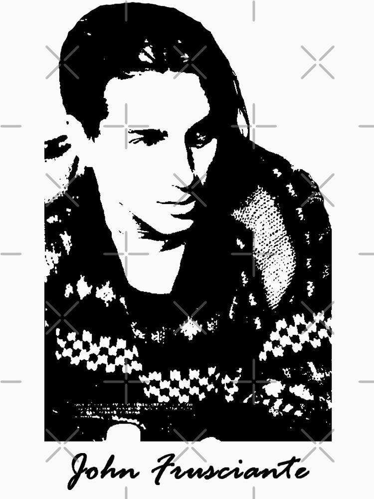 John Frusciante by realmatdesign