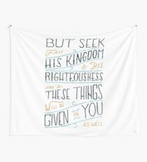 Bible Verse Wall Tapestry