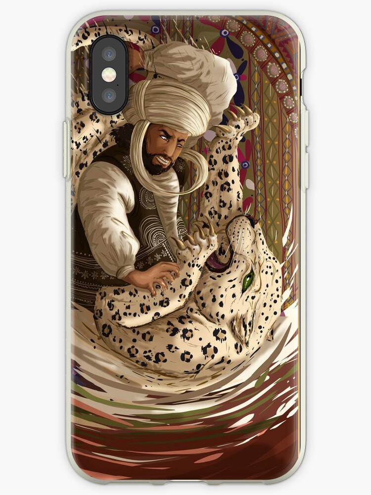 Balochi Man by Mango Mendoza