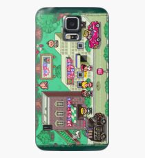 Earthbound Town Case/Skin for Samsung Galaxy