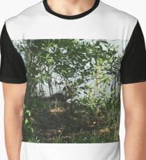 Napping Grounds Graphic T-Shirt