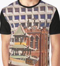 Different Styles - Different Cultures - San Francisco, California Graphic T-Shirt