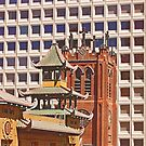 Different Styles - Different Cultures - San Francisco, California by Buckwhite