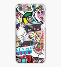 Living in the 80's iPhone Case/Skin