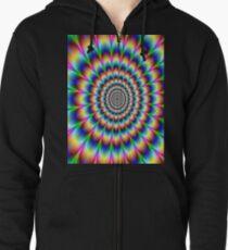 Hypnosis Zipped Hoodie