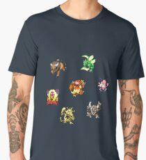 Pokemon Weirdos Men's Premium T-Shirt