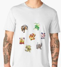 Pokemon Weirdos Men's Premium T-Shirt