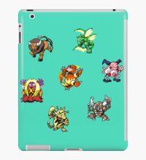 Pokemon Weirdos iPad Case/Skin
