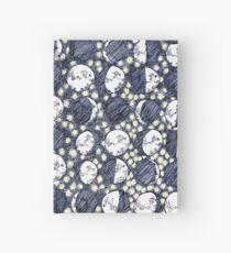 Phases of the Moon Hardcover Journal