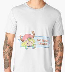 Maid Dragon Lucoa- Now more lewds! Men's Premium T-Shirt