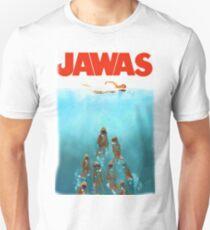 funny star wars jawas tshirt Unisex T-Shirt