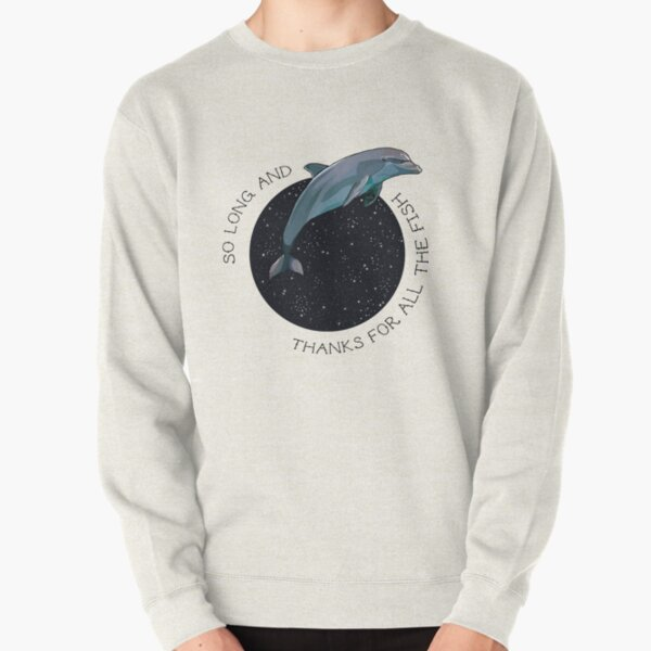 The Hitchhikers Guide to the Galaxy Pullover Sweatshirt