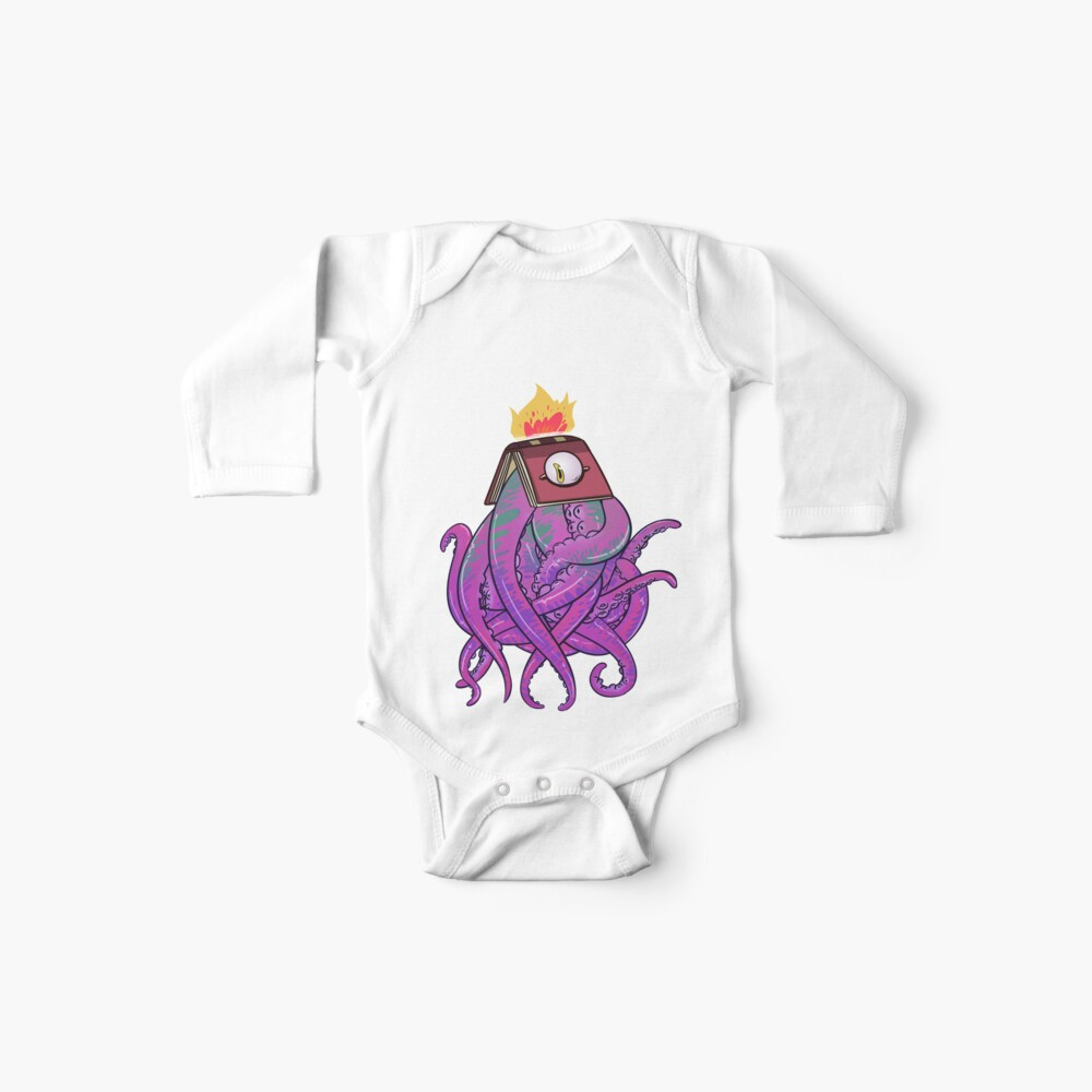 Booktopus Baby One-Piece