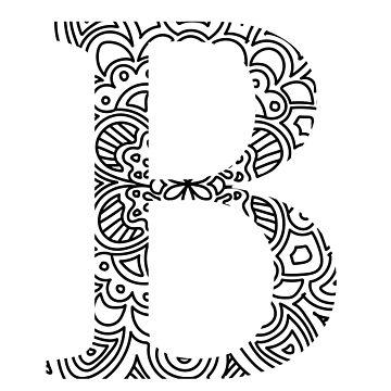 Beta - Greek Letter Sorority Sticker by susyj
