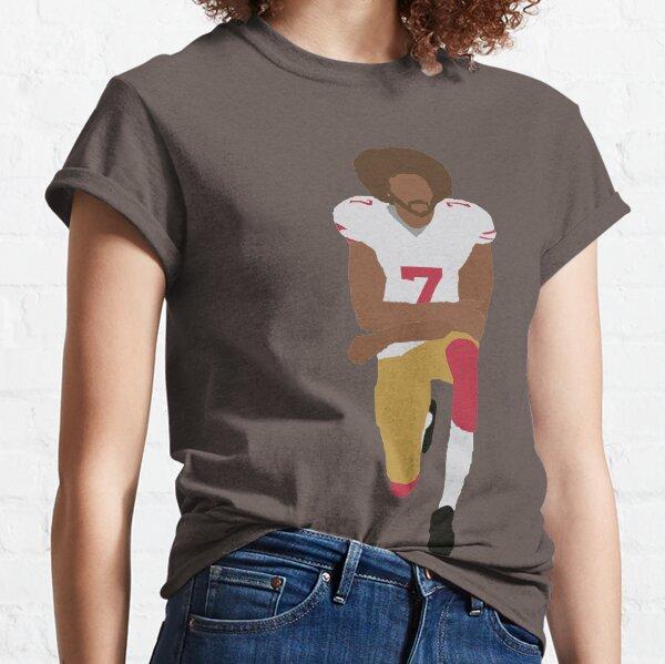 Kneeling Kaepernick Classic T-Shirt
