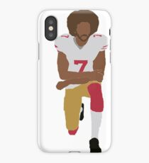 Kneeling Kaepernick iPhone Case/Skin