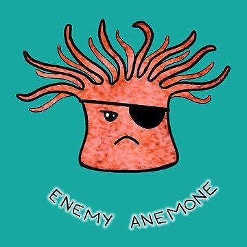 Enemy Anemone by omnibob8