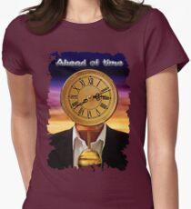 The New Exhibit 2015 Women's Fitted T-Shirt