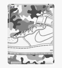 Air Force 1 iPad Case/Skin