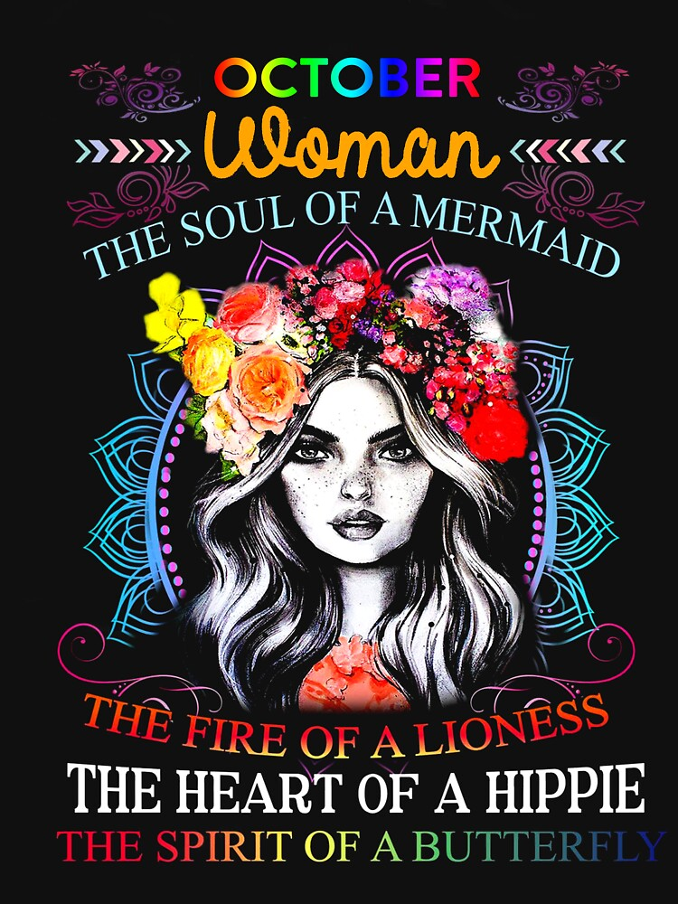 October Woman The Soul Of A Mermaid by Thanada