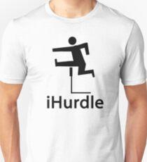 iHurdle BLACK Unisex T-Shirt