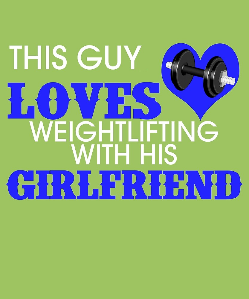 This Guy Loves Weightlifting With His Girlfriend by AlwaysAwesome