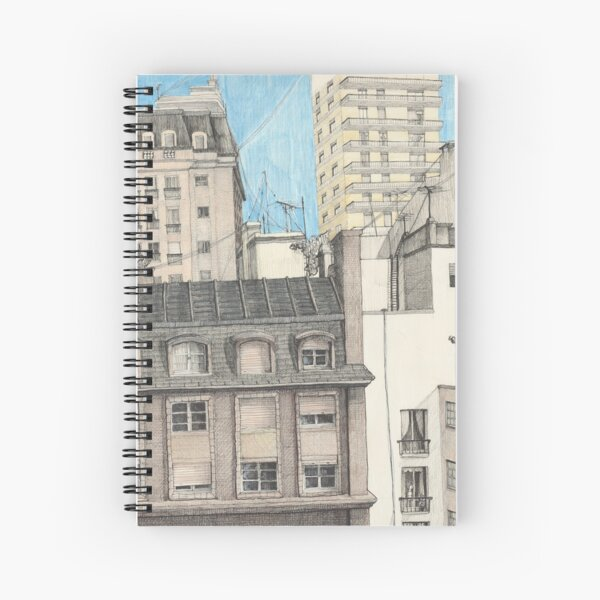 South View Spiral Notebook