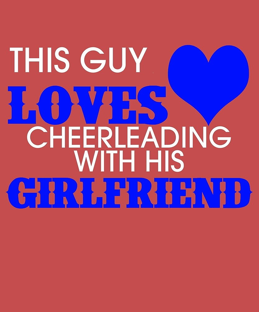This Guy Loves Cheerleading With His Girlfriend by AlwaysAwesome