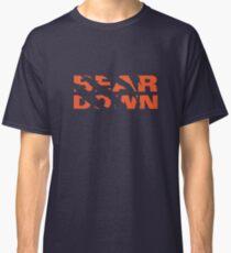 Chicago Bears - Bear Down - Claw Tear Classic T-Shirt 82b69d871