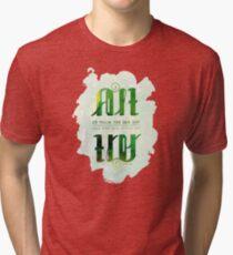 Alt er mulig for den som tror Tri-blend T-Shirt