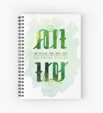 Alt er mulig for den som tror Spiral Notebook