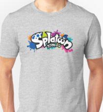 Splatoon Logo T-Shirt
