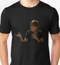 Troy Bolton Why Hoodie Unisex T-Shirt