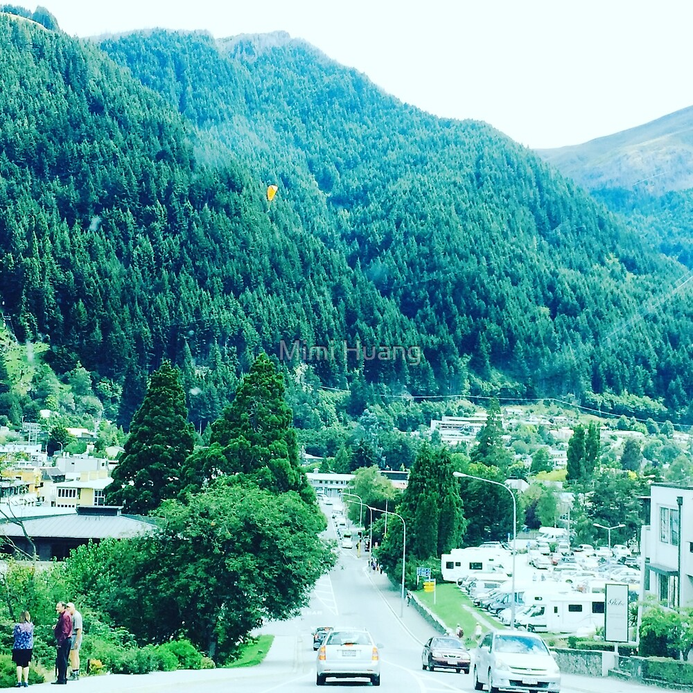 NZ_road trip (Queenstown) by Mimi Huang