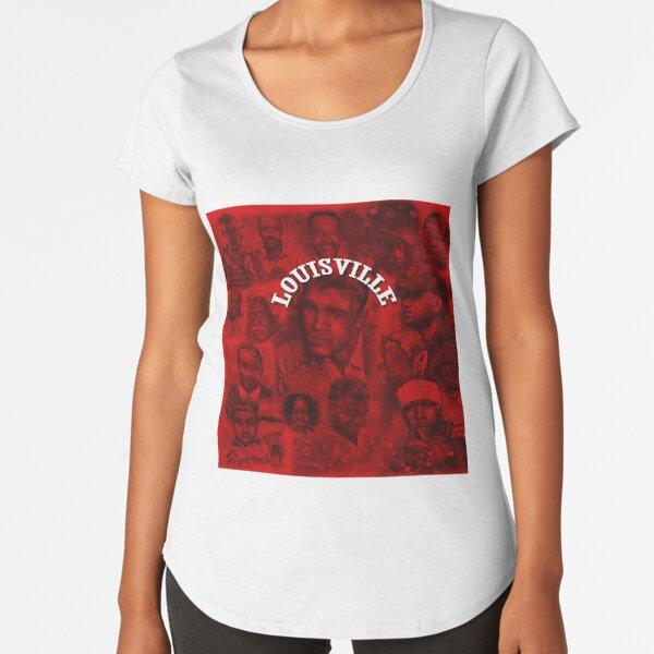 Louisville Legends Premium Scoop T-Shirt