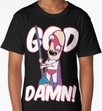 God Damn Long T-Shirt